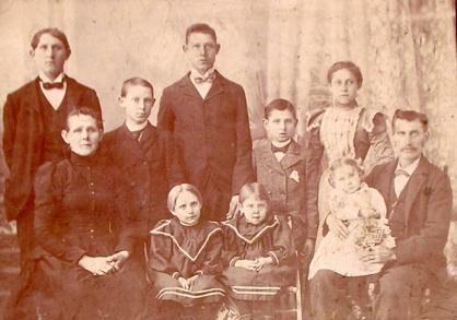 Weddel Family.